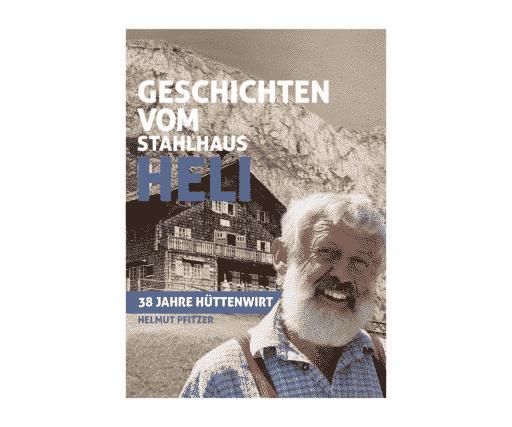 Heli Stahlhaus Hüttenwirt