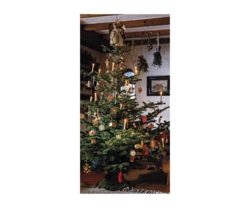 Weihnachtskarte Christbaum