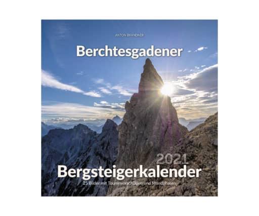 Berchtesgadener Bergsteigerkalender 2021