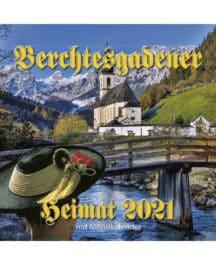 Berchtesgadener Heimatkalender 2021