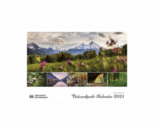 Nationalpark Kalender 2021