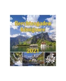 Berchtesgadener Postkartenkalender 2021