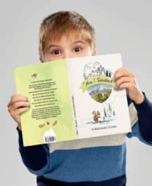 Kinder Touren-Tagebuch