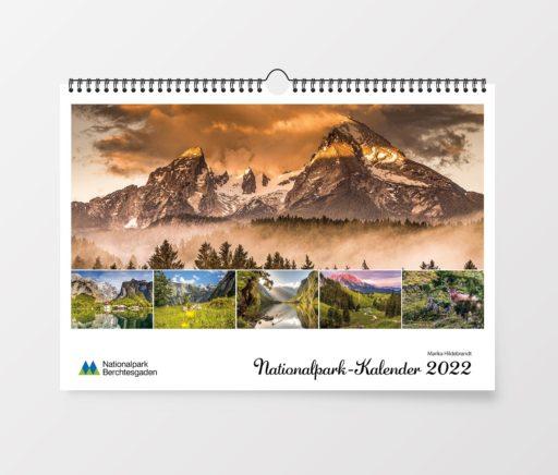 Marika Hildebrandt Natinoalpark Kalender 2022 Plenk